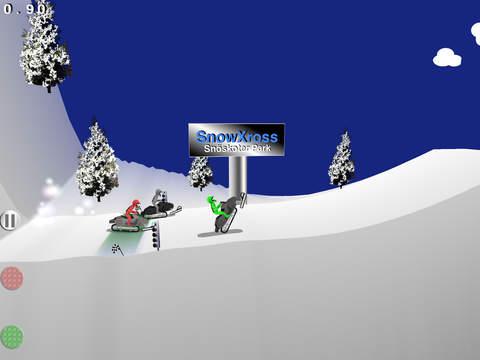 SnowXross iPad Screenshot 1
