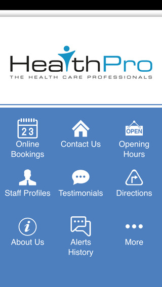 Health Pro - Dr Steven Lockstone Chiropractic Clinic