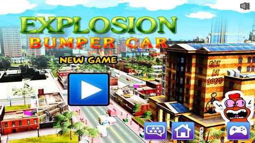 Explosion Bumper car
