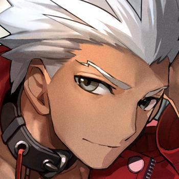 Fate/EXTRA CCC ARタペストリー アーチャー LOGO-APP點子