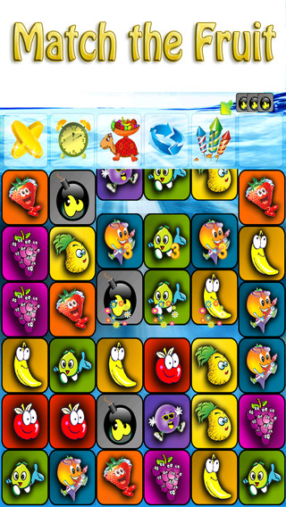 Juicy Matching - New First Play Fruit Flow Free Game