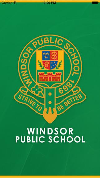 Windsor Public School - Skoolbag