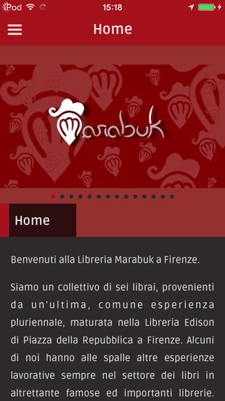 Libreria Marabuk