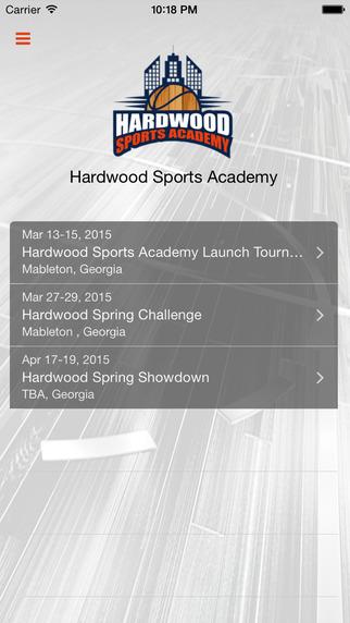 Hardwood Sports Academy