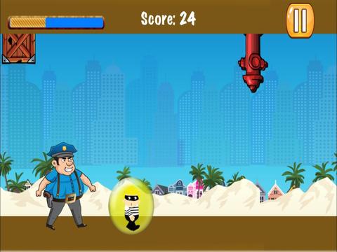 Evil Robber Dash – Cop Catch Speed Chase