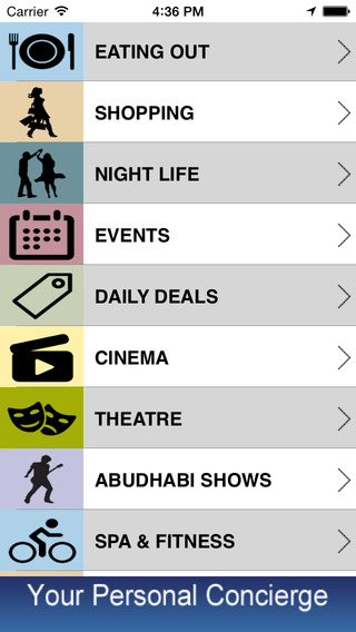 See Abu Dhabi - Lifestyle
