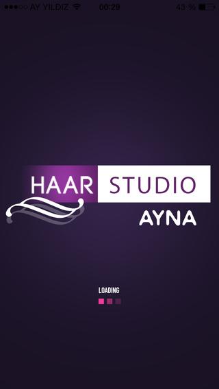 【免費生活App】Haarstudio Ayna-APP點子