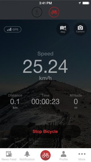 PoketRoket GPS - Trekking Cycling