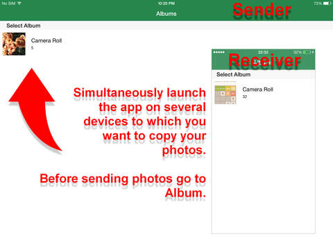 玩免費攝影APP|下載Photo Sender and Synchronizer to any Device app不用錢|硬是要APP