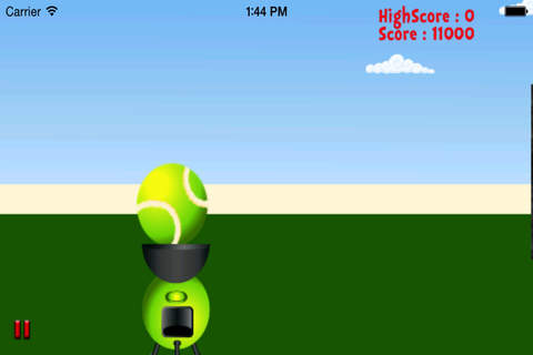Tennis Ball Mania screenshot 4