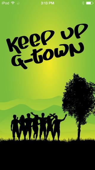 KEEP UP g-town