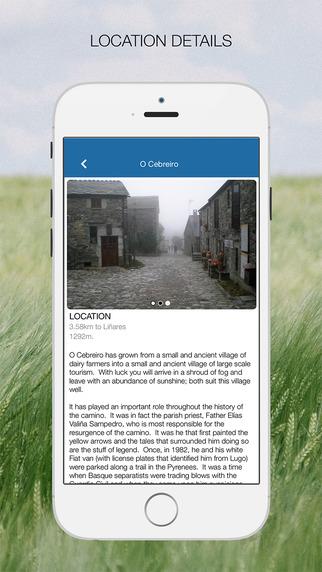 【免費旅遊App】Camino Francés - A Wise Pilgrim Guide-APP點子