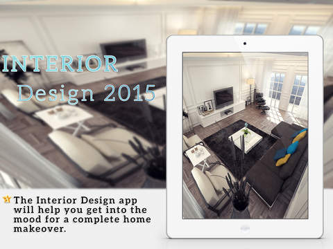 Interior Design 2015 for iPad