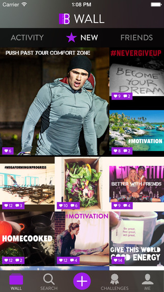 BurnThis - The Fitness Super Community That Makes You Want To Work Out