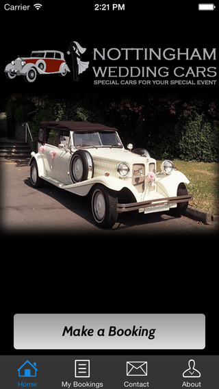 Nottingham Wedding Cars