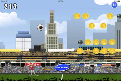 World Football 2 screenshot 2