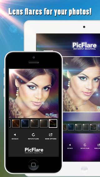 Pic Flare FREE - Lens flares for Instagram