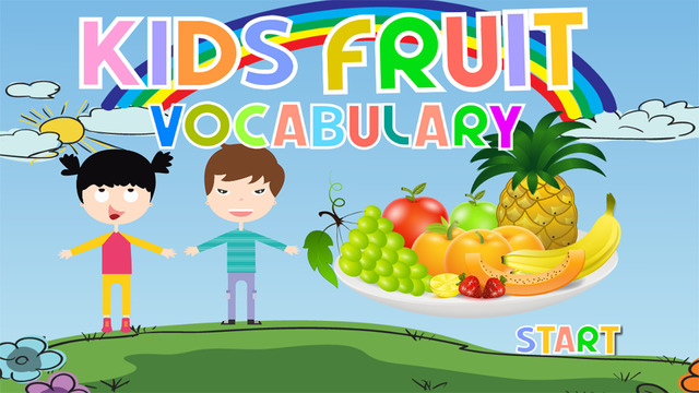 English For Kids And Beginners : Conversation Fruit Vocabulary Lessons And Learning Puzzle Games