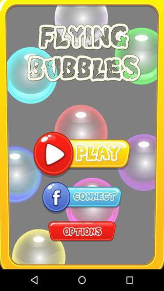 Flying Bubblez