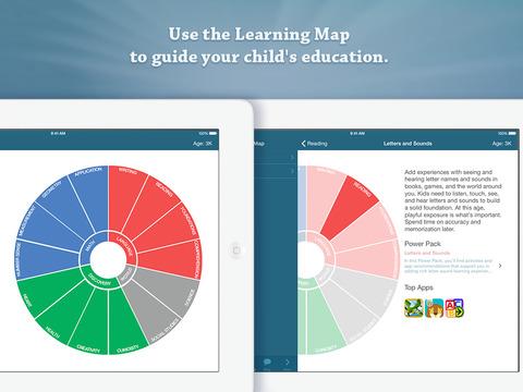 KinderTown Preschool and Kindergarten Educational Games screenshot