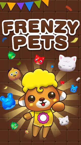 玩遊戲App|Pets Frenzy免費|APP試玩