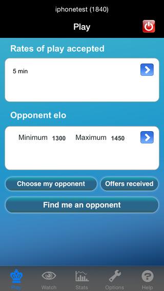 SimpleChess iPhone Screenshot 2