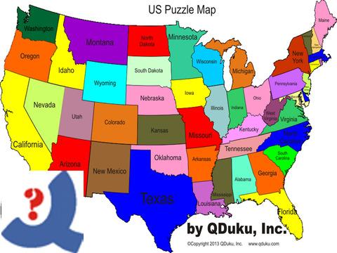 Us Map Games - CYNDIIMENNA