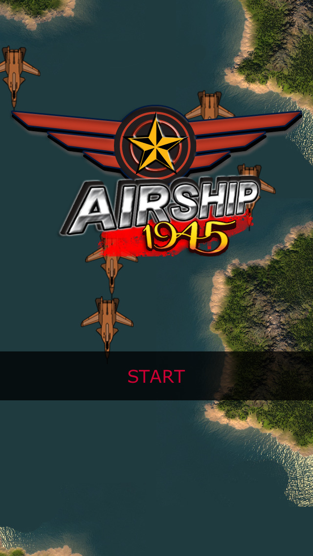 AirShip 1945: Ultimate battle Xtreme Fighter Jet Simulator,Attack on Air!