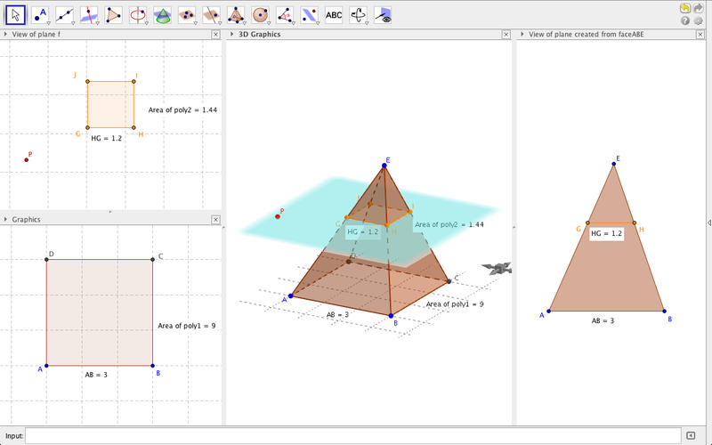 GeoGebra 5 Screenshot - 2