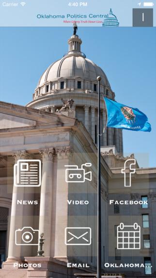 Oklahoma Politics Central