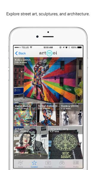 ArtMoi - Public Art Catalogue