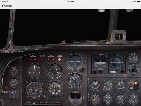 FSX DC3 Animated Cockpit