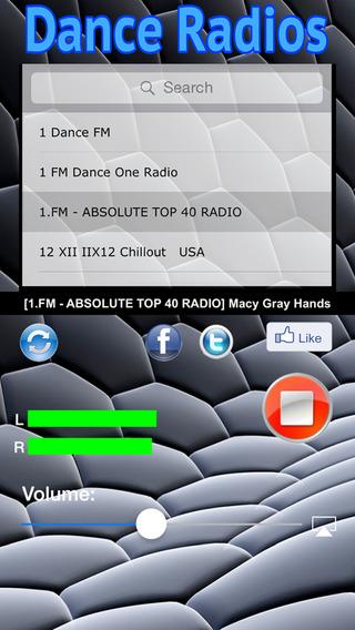 Dance Music Radios