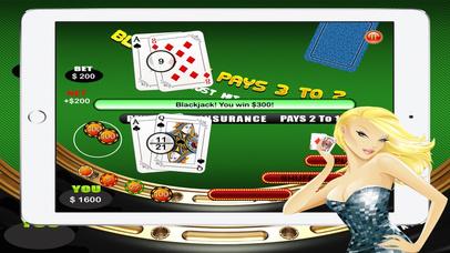 Screenshot 2 21 Блэк Джек-казино покер карты