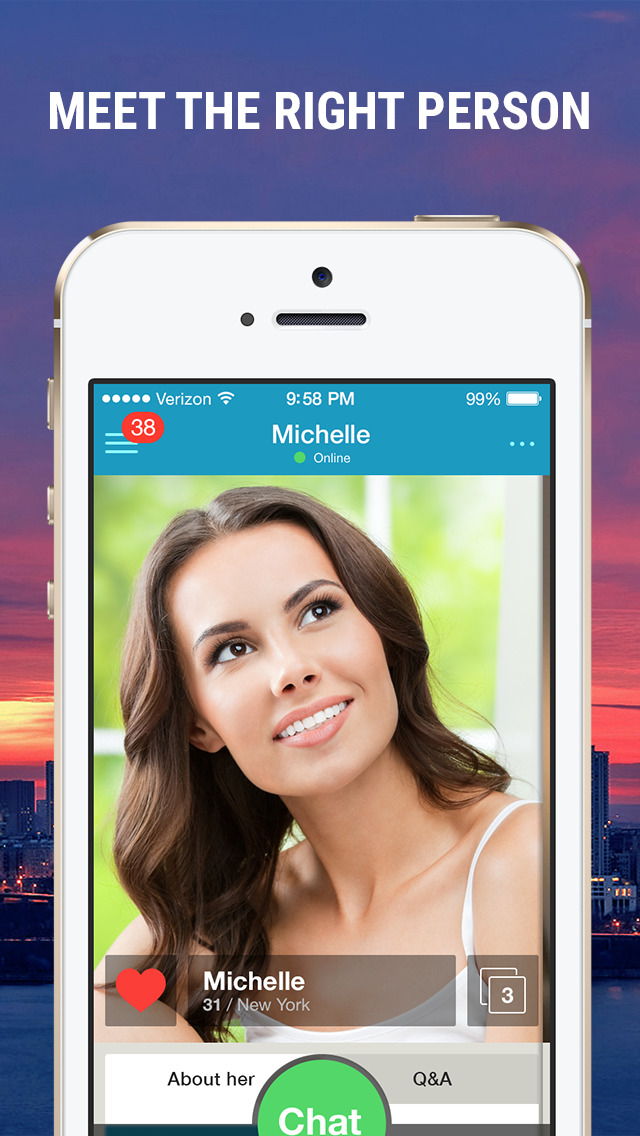 match & flirt with singles in leonia Free dating app & flirt chat - match with singles: android app (44 ★, 5,000,000+ downloads) → you're looking for a cool chatting platform where you can date and meet.