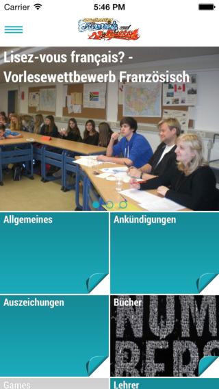 Hölty Gymnasium Wunstorf - Zwischen Himmel und Hölty