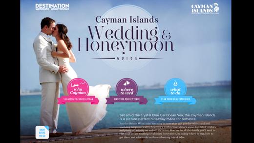 Cayman Islands Wedding Honeymoon Guide