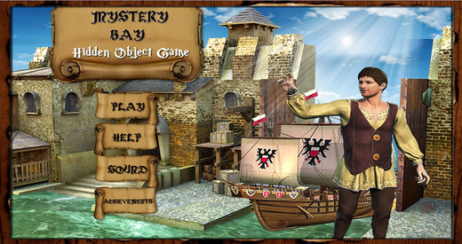 Mystery Bay - Free Search find concealed and hidden objects by the bay