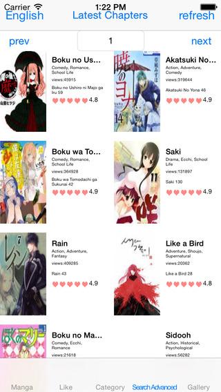 Manga King - Best Manga Reader