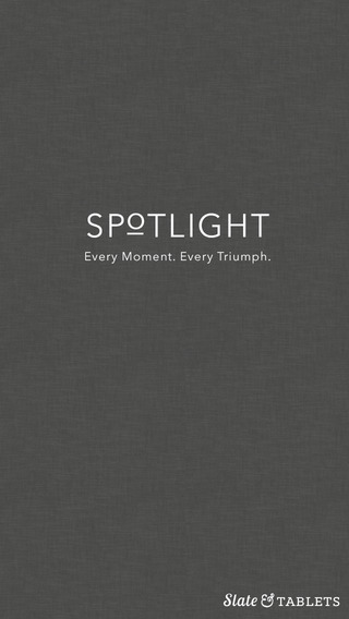 Spotlight by Slate Tablets