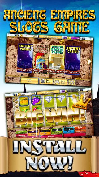 Age of Anarchy Casino PRO - Endless Empire Slots Clash of Skyward Immortals