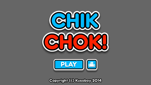 Chik Chok - Quick Reaction Test