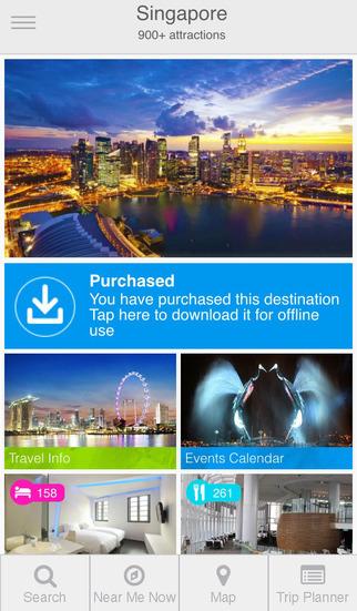 My Destination Singapore Guide