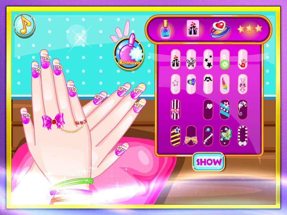 Nail Design Salon Ios Store Store Top Apps App Annie