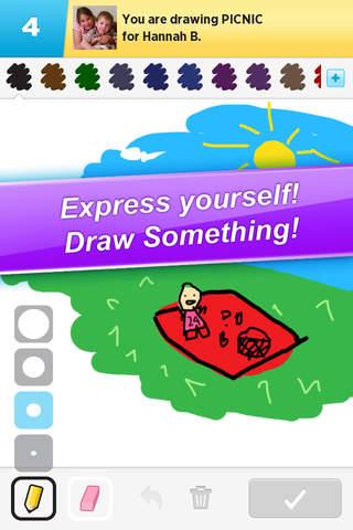 Draw Something Classic screenshot 1
