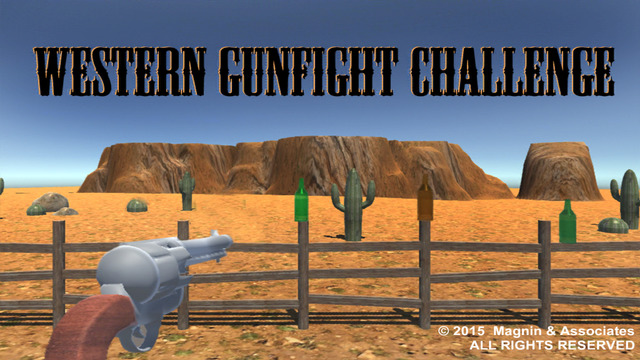 Western Gunfight Challenge now available on Apple TV Image