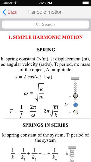 【免費教育App】Physics Formulas-APP點子