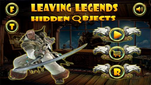 Leaving Legend - A Hidden Objects Game