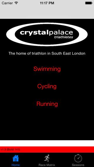 Crystal Palace Triathletes