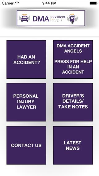 DMA Accident Angels